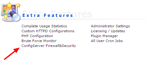 How to install Config Server Firewall (CSF) on your VPS