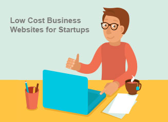 Low Cost Business Websites for Startups